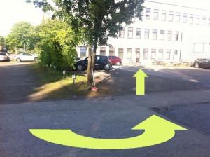 Anfahrt Bild 3